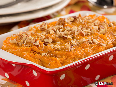 Dreamy Sweet Potato Bake