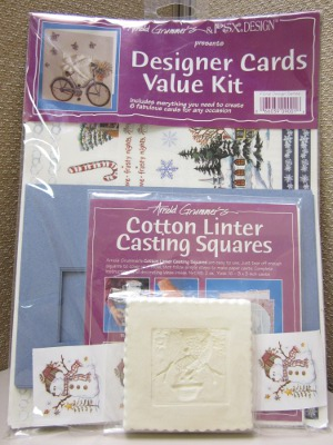 Designer Christmas Cards Value Kit