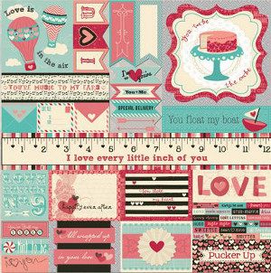 BoBunny Love Letters Giveaway 2 AllFreeHolidayCrafts Giveaway: Love Letters Collection Pack