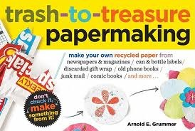 Trash to Treasure Papermaking