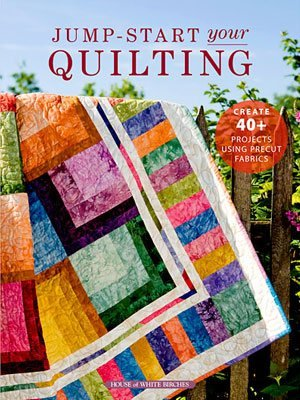 Jump Start Your Quilting FaveQuilts Giveaway: Jump Start Your Quilting