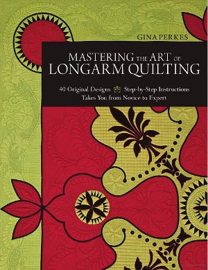 Mastering the Art of Longarm Quilting FaveQuilts Giveaway: Mastering the Art of Longarm Quilting