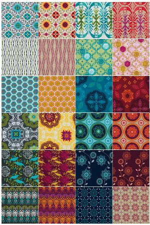 Ty Pennington Impressions FaveQuilts Giveaway: Ty Pennington Impressions Fat Quarter Bundle