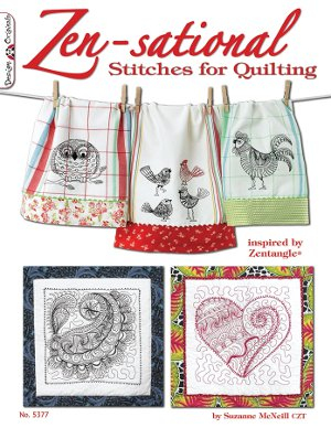 Zensational Stitches for Quilting FaveQuilts Giveaway: Zen Sational Stitches for Quilting