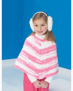 Free Pattern Crochet Childs Poncho : FREE CHILD KNITTED PONCHO PATTERN Lena Patterns