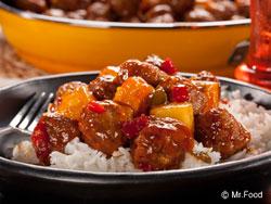 Chinatown Meatballs