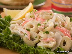 Crab Tortellini Salad