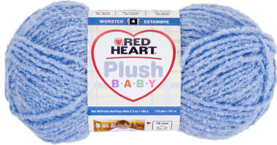 AllFreeHolidayCrafts Giveaway: Red Heart Baby TLC Yarn Skein and Plush Baby Yarn Skein