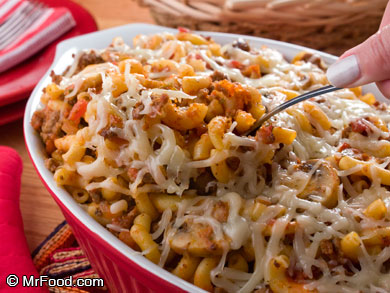 Favorite Ground Beef Casserole Recipes