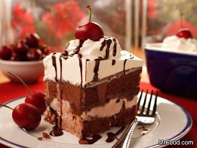Black Forest Cake Recipe Favorites