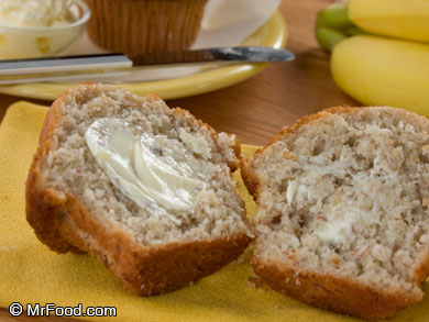 3 Simple Banana Muffin Recipes