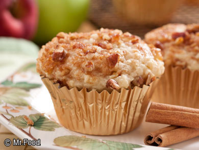 5 Easy Apple Muffin Recipes