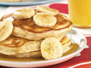 Fun 'n' Fruity Banana Pancake Recipes