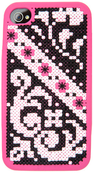 iPhone Cross-Stitch Case